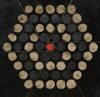 (PRE-ORDER) Thrice - Palms - New Vinyl Lp 2018 Epitaph 'Indie Exclusive' Pressing on Red with Black Smoke Vinyl - Post-Hardcore
