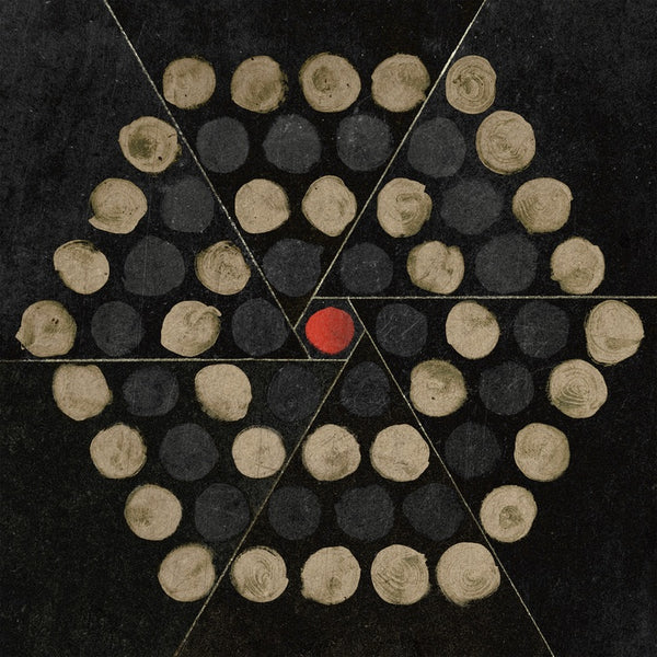 Thrice - Palms - New Vinyl Lp 2018 Epitaph 'Indie Exclusive' Pressing on Red with Black Smoke Vinyl - Post-Hardcore