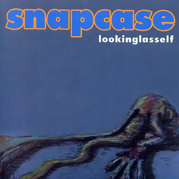 Snapcase - lookinglasself (1993) - New Vinyl 2017 Victory Record Store Day Reissue on Blue Vinyl, Limited to 2000 - Hardcore