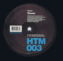 "Oscar ‎– Fever - Mint- 12"" Single USA 2005 - Chicago House"