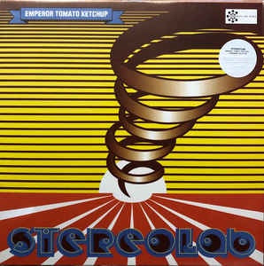 Stereolab ‎– Emperor Tomato Ketchup (1996) - New Vinyl 2 Lp Record 2019 Warp Reissue - Electronic / Post Rock