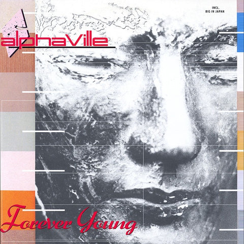 Alphaville ‎– Forever Young - Mint- LP Record 1984 Atlantic USA Vinyl - Synth-pop