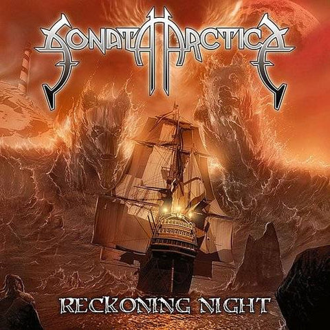 Sonata Arctica ‎– Reckoning Night (2004) - New 2 LP Record 2020 Back On Black Colored Vinyl - Power Metal