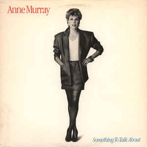 Anne Murray - Something To Talk About - M- 1986 Capitol Records USa - Pop / Folk / Country