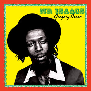 Gregory Isaacs ‎– Mr. Isaacs (1983) - New Vinyl LP Record 2019 Reissue - Roots Reggae