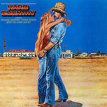 Various - Hard Country (Music From The Motion Picture) - VG 1981 Stereo USA - Soundtracl