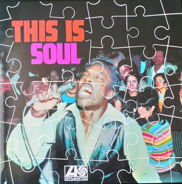 Various ‎– This Is Soul - New Vinyl Lp 2019 Atlantic / Stax Compilation - Soul