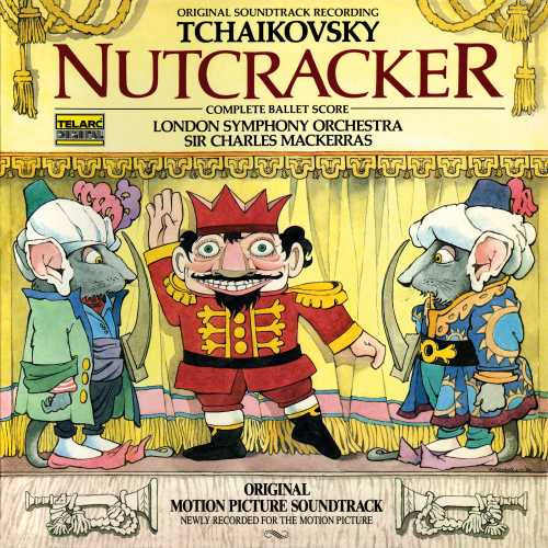 Sir Charles Mackerras, London Symphony Orchestra - Tchaikovsky: Nutcracker - Complete Ballet Score - New 2016 Record 2 LP 180gram Vinyl Reissue - Holiday / Classical