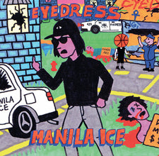 Eyedress - Manila Ice - New Vinyl 2017 Lex Records FFO: Mac Demarco, UMO, Toro Y Moi