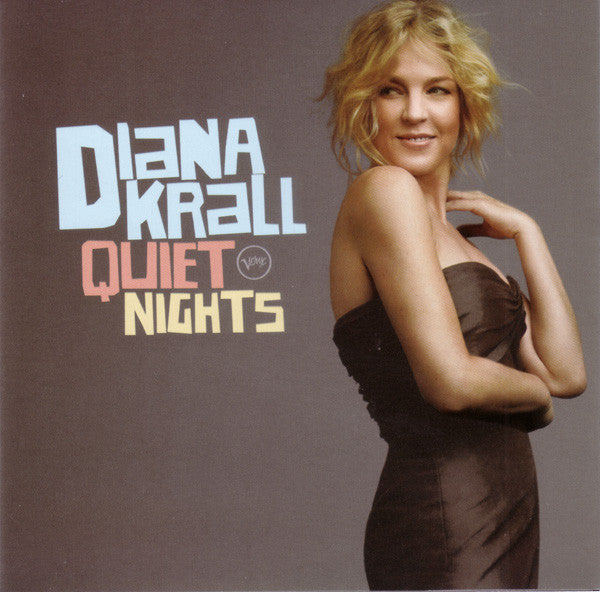 Diana Krall - Quiet Nights - New Vinyl Record 2016 Verve 2-LP Deluxe Pressing - Jazz / Traditional Pop