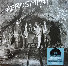 Aerosmith ‎– Night In The Ruts (1979) - New Vinyl 2014 Columbia Record Store Day 180Gram Audiophile Reissue (Individually Numbered, Limited to 3000!) - Rock