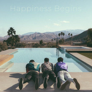 Jonas Brothers - Happiness Begins - New Vinyl 2 Lp Record 2019 - Pop/Rock/Disney-Core