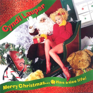 Cyndi Lauper ‎– Merry Christmas...Have A Nice Life (1998) - New Record LP 2019 Limited Edition Green Vinyl - Pop / Holiday