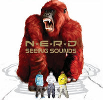 N.E.R.D ‎– Seeing Sounds - New Vinyl 2 Lp 2018 UMe Urban Legends Reissue - Rap / Hip Hop