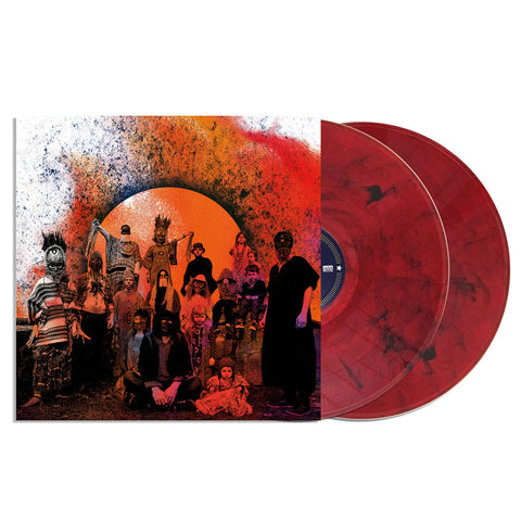 Goat - Requiem - New 2 Lp Record 2016 USA Loser Edition Translucent Red & Black Vinyl & Download - Psychedelic Rock