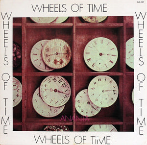 Ananta ‎– Wheels Of Time - Mint- Lp Record 1978 USA Original Vinyl - Rock / Prog / Fusion