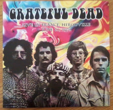 The Grateful Dead ‎– Live In France, Herouville June 21,1971 - New Vinyl 2017 DOL 180Gram Import Pressing - Rock / Jam