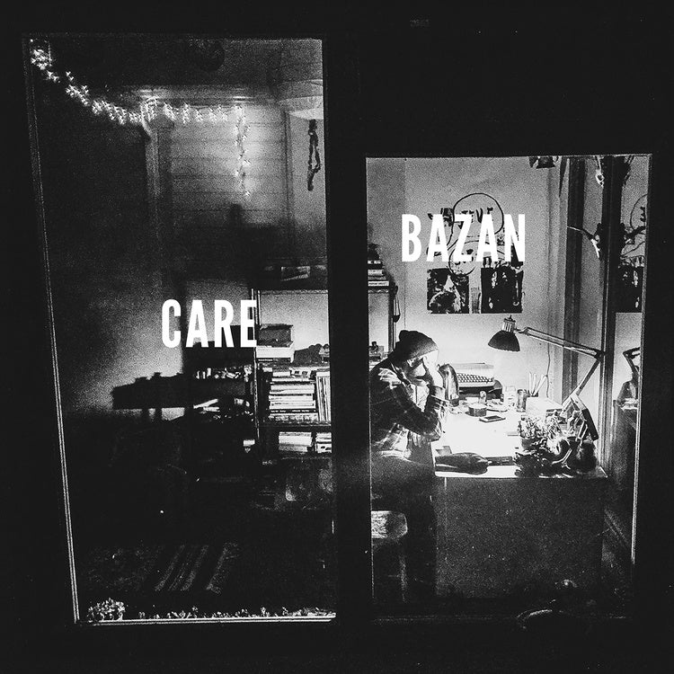 David Bazan ‎– Care - New Vinyl Lp 2018 Polyvinyl Pressing with Gatefold Jacket and Download - Alt-Rock / Synth