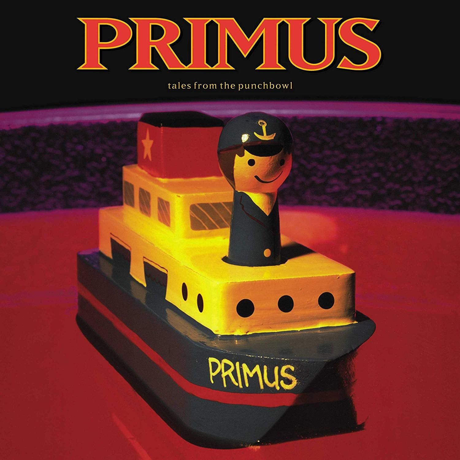 Primus ‎–Tales From The Punchbowl  - New Vinyl 2 Lp 2019 Limited Edition Color 180gram Vinyl - Alt-Rock / Funk Rock