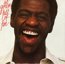 Al Green ‎– Full Of Fire - New Sealed Vinyl 1982 USA (Original Press) - Soul/Funk