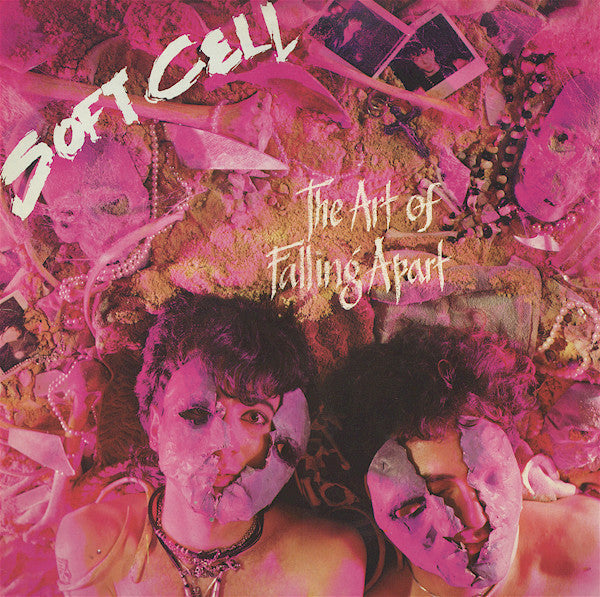 Soft Cell - The Art of Falling Apart - New Vinyl Record 2016 Mercury Records 2-LP Reissue - Synthpop / Electronic / New Wave