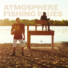 Atmosphere - Fishing Blues - New Vinyl 2016 Rhymesayers Entertainment 3-LP Tri-Fold Cover w/ Download - Rap / Hip Hop