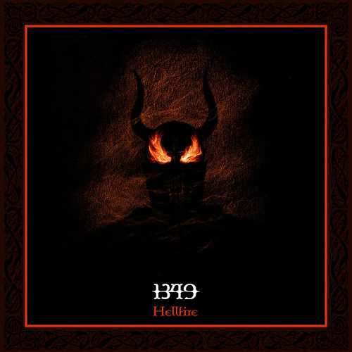 1349 ‎– Hellfire (2005) - New 2 LP Record 2019 Spinefarm EU Red Vinyl Reissue - Black Metal
