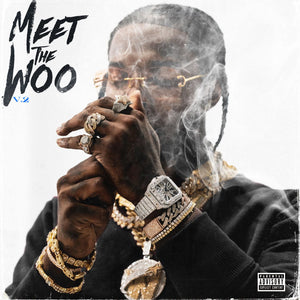 Pop Smoke - Meet The Woo 2 - New 2 LP Record 2020 Victor Deluxe Edition Vinyl - Rap / Hip Hop