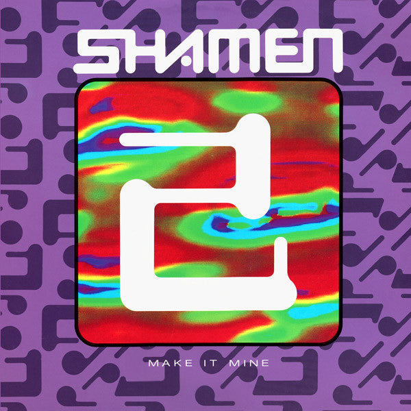 "The Shamen - Make It Mine (Remixes By MOBY) - VG+ 12"" Single USA 1991 - House/Ambient"