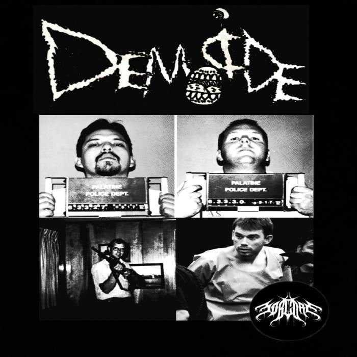 Democide - Mobcore EP - New Cassette 2019 Mobcore Records - Powerviolence