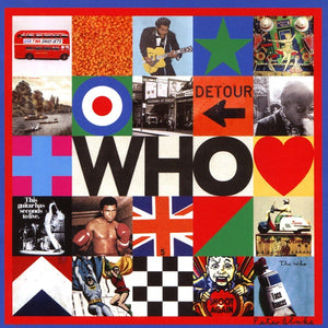 The Who - Who - New Cassette 2019 Polydor Tape UK Import - Rock & Roll