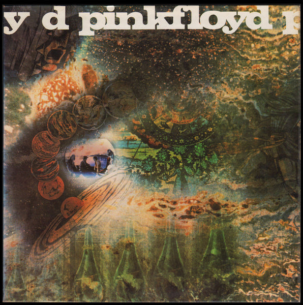 Pink Floyd - A Saucerful Of Secrets (1968) - New Vinyl - 2016 180Gram Remastered Reissue from the Original Analogue Tapes - Psych