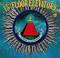13th Floor Elevators - Rockius of Levitatatum - New Vinyl 2011 - Comp of 15 Live Tracks from 1966-67 - Shuga Records Chicago