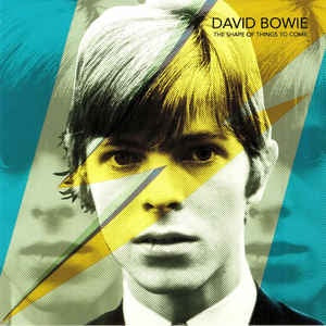 "David Bowie ‎– The Shape Of Things To Come - New Vinyl 7"" 2019 EU Import Yellow Vinyl (Limited to 500!) - Rock / Pop"