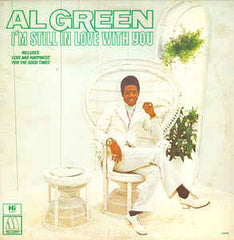 Al Green ‎– I'm Still In Love With You (1972) - VG 1980's Stereo USA Pressing - Soul / Funk