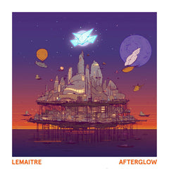 Lemaitre - Afterglow - New Vinyl 2017 Astralwerks Limited Edition Gold Vinyl EP - Electronic / Dance-Pop / Nu-Disco