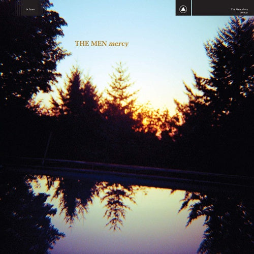 The Men ‎– Mercy - New LP Record 2020 Sacred Bones Limited Edition Purple Swirl Vinyl & Download - Rock