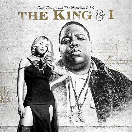 Faith Evans and The Notorious B.I.G. - The King & I - New Vinyl Record 2017 Rhino Gatefold 2-LP Including Rare and Unreleased Biggie Vocals with Download - Rap / Hip Hop / RnB