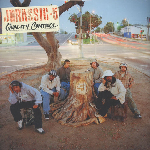 Jurassic 5 ‎– Quality Control (2000) - New 2 LP Record 2015 Get On Down Vinyl Reissue - Conscious Hip Hop