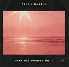 Calvin Harris ‎– Funk Wav Bounces Vol. 1 - New Vinyl 2017 Sony Music 180Gram Gatefold 2-LP Pressing with Download - Electronic / Dance-Pop / Hip Hop