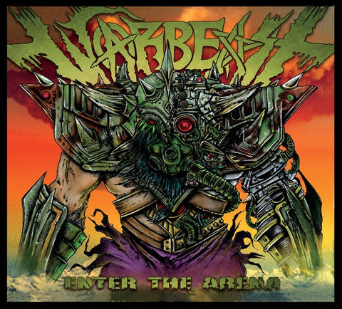 Warbeast ‎– Enter The Arena - New LP Record 2018 Housecore Europe Import Vinyl - Thrash / Metal