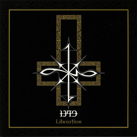 1349 ‎– Liberation (2003) - New LP Record 2019 Candlelight USA Gold Vinyl Reissue - Black Metal