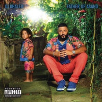 DJ Khaled - Father of Asahd - New 2 Lp Record 2019 Limited Edition Blue Vinyl - Rap / Hip Hop