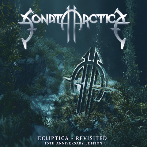 Sonata Arctica - Ecliptica Revisited (15 Years Anniversary) - New 2 LP Record 2020 Back On Black Vinyl - Power Metal