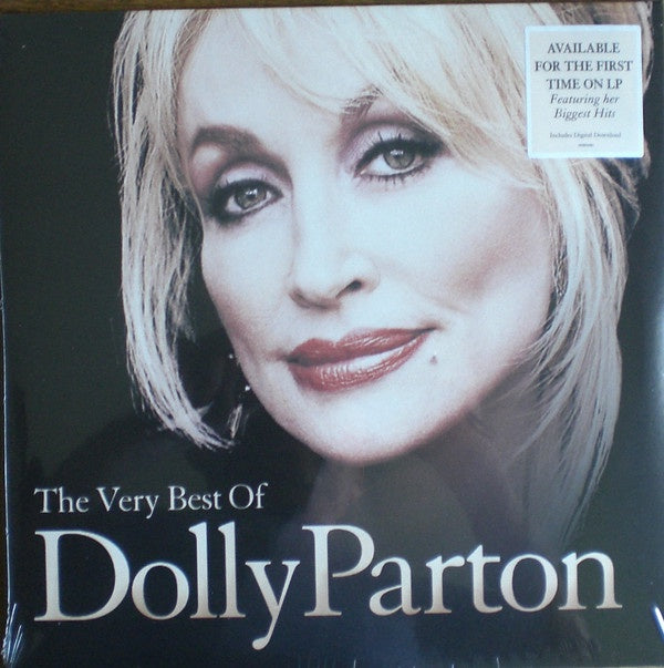 Dolly Parton ‎– The Very Best Of Dolly Parton - New 2 LP Record 2020 RCA USA Vinyl Compilation & Download - Country / Pop / Iconic