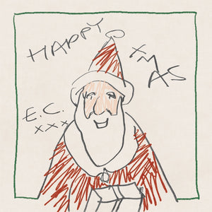 Eric Clapton - Xmas - New Vinyl 2 Lp 2018 Bushbranch / Surfdog 180gram Audiophile Pressing with Gatefold Jacket and Download - Holiday / Rock