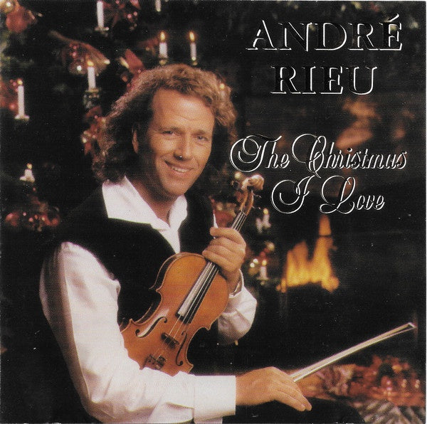 André Rieu ‎– The Christmas I Love - Sealed Cassette 1997 Philips USA Tape - Classical / Holiday