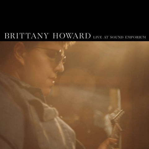 Brittany Howard - Live At Sound Emporium - New Lp Record Store Day 2020 ATO USA RSD Maroon Vinyl - Alternative Rock