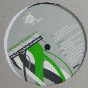 "Various - Catalyst Sampler 4.0 - Nu Skool Fussion 101 - Mint 12"" Single Records 2006 Catalyst USA - Chicago Acid House"