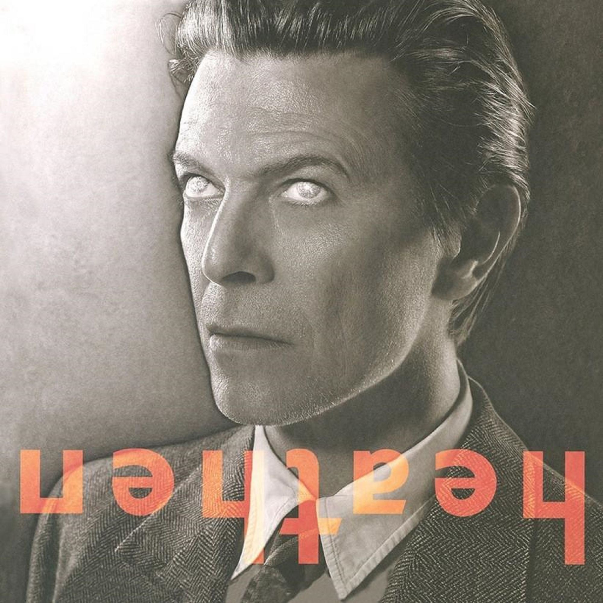 David Bowie - Heathen - New Vinyl Lp 2018 Friday Music Limited Edition 180gram Audiophile Reissue on Platinum & Orange Swirl Vinyl with Tri-Fold Cover - Art Rock